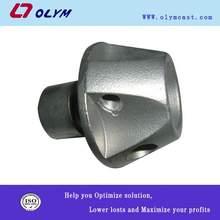 ISO9001 OEM Casting Parts Quality Lost Wax Precision Casting Metal EMD locomotive Piston casting parts