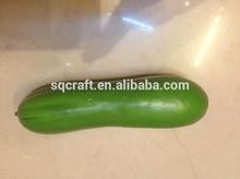 Artificial Vegetables Medium Cucumber Home Decor Generic Simulative Foam Cucumber Faux Vegetables