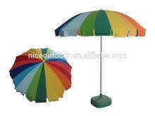 flower multicolor umbrella stand garden umbrellas