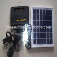 Bluesun professional design 100w mini solar panel system