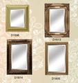 antiguos de madera de la pared decorativos espejo marcos