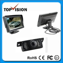 "4.3"" LCD Monitor Parking System + Car Rear View IR Night Backup Camera"