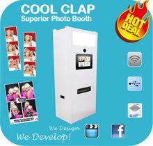 2014 Digital Party Event Wedding Instant Photo Printing Vending Machine