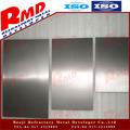 de alta pureza de titanio hoja de metal precio proveedor de china