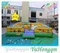 Chine intérieure ands éclairage extérieur parti utilisation enfants mini gonflables plein air saut videur terrains de jeux à vendre