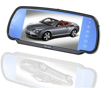 7'' Wide Screen TFT LCD Rear-view Monitor with camera (XM710-2)