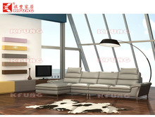 Hot Sell modern relax leather sofa bed