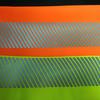 High Visibility Reflective Heat Transfer Stripes