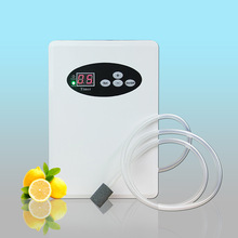 plastic home ionizer water purifier dispenser,ionic air purifier for home and car hot selling
