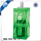 wine cooler tote bag gel bottle cool