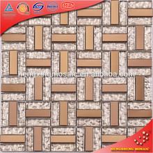 kb28 Australia di murano stile classico mosaico pavimento del bagno piastrelle lastre
