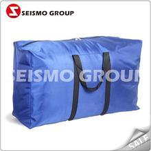 wholesale animal foldable shopping bag 190t 210d bunch bag nylon rope