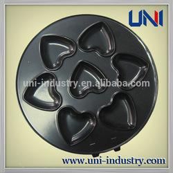 UNI50005 high pressure aluminum die casting aluminum cookware parts