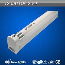 Tri-phosphor T5 Fluorescent Tube Energy Saving T5 fluorescent tube in light Bracket