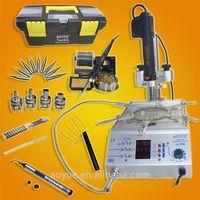 AOYUE 866 infrared soldering station with External Sensor