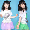 D35226A 2014 KOREA FASHION NEW STYLE FANCY KIDS GIRL'S PRINCESS DRESSES