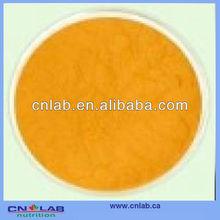 Gmp / ISO / HALAL luteína xanthin em estoque