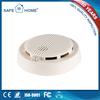 Wireless high sensitivity smoke detector / smoke detector with relay output