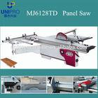 wood working machine horizontal table saw machine MJ6128TD