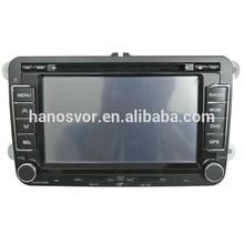 vw passat b6 car dvd player audio gps navigation system
