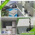 Eco friendly acrílico leve painel de parede divisória