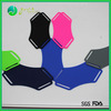 2014 newest silicone phone wallet / mobile phone pouch / phone harness