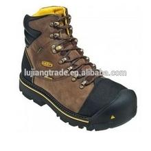"Milwaukee 6"" Dark Earth Waterproof Steel Toe Boot"