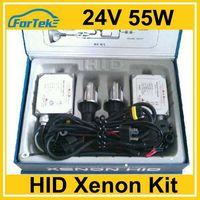 Car Headlight regular kit xenon HID H4 Swing 55W 24V AC 4300K 18 months warranty