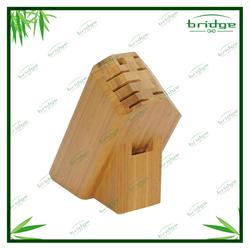 New Kitchen Bamboo knife block
