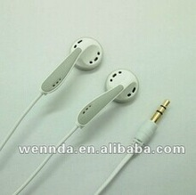 3.5mm plug 1.2m wire classical headphone or earphone with cheap price