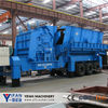 Low price construction recycle mobile crusher machine
