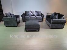 LK-HA18 popular living room sofa for hotel