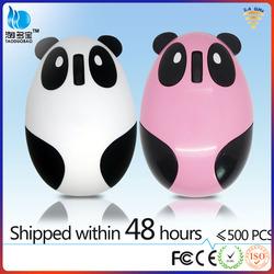 VMW-91 optical wireless panda animal computer mouse