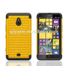 for nokia lumia 1320 pu leather flip case,mobile phone case for Nokia lumia 1320