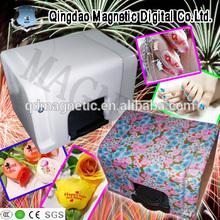 Bonne qualité d'encre imprimante à ongles numérique prix