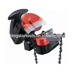 chain saw sharpening machine