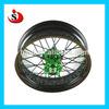 Motorcycle Parts Kawasaki KX250F Supermoto Alloy Wheels