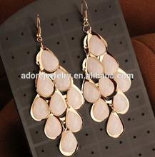 Women pendant design earring 2014 fashion ear ring