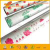PVC printed self-adhesive slim for house decoration