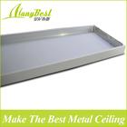 Environmental box curtain ceiling