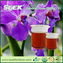 Vinagre de bambu adubo orgânico para orquídea