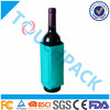Custom plastic ice wine bottle cooler