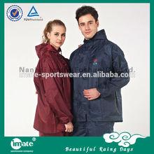 Best price waterproof fashionable adult raincoat