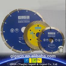 GIGA circular diamond v grooved saw blade