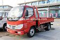 foton forland 2 toneladas de carga de camiones 82hp 4 euro para la venta