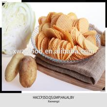 Vacuum Fried Chips Crisp Snack Food