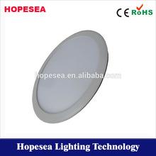 SMD2835 DC12V AC85-265v high lumen flux color changing led panel lamp,color temperature adjustable led panel light