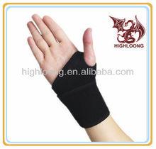 Adjustable neoprene hot selling golf basketball elastic wrist support
