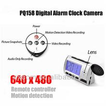 Multi-function Clock Camera,HD Digital Hidden Camera Clock,Clock Radio Hidden Camera
