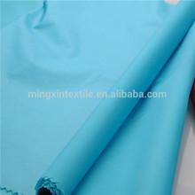 fashion 210D Nylon fabric pu backing used to make backpack